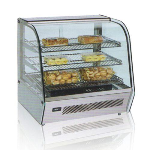 Mesin Showcase Warmer FOMAC SHC HRTR120L