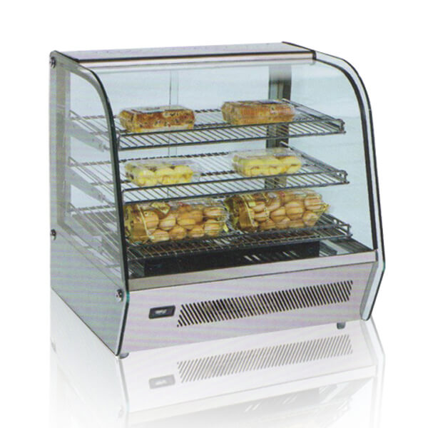 Mesin Showcase Warmer FOMAC SHC HRTR120L
