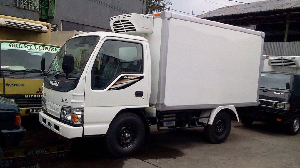 Truck Mobil Box Pendingin Eutectic Sistem