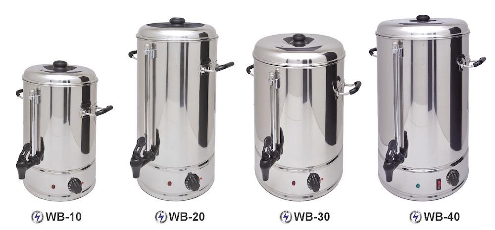 Water Boiler GETRA