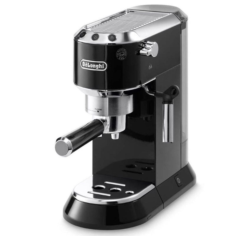 Mesin Kopi Delonghi Dedica Manual Espresso Machine 680.BK