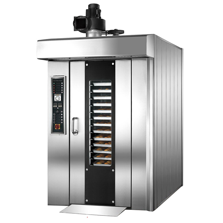 Gas Rotary Oven 16 Loyang LJ 16B