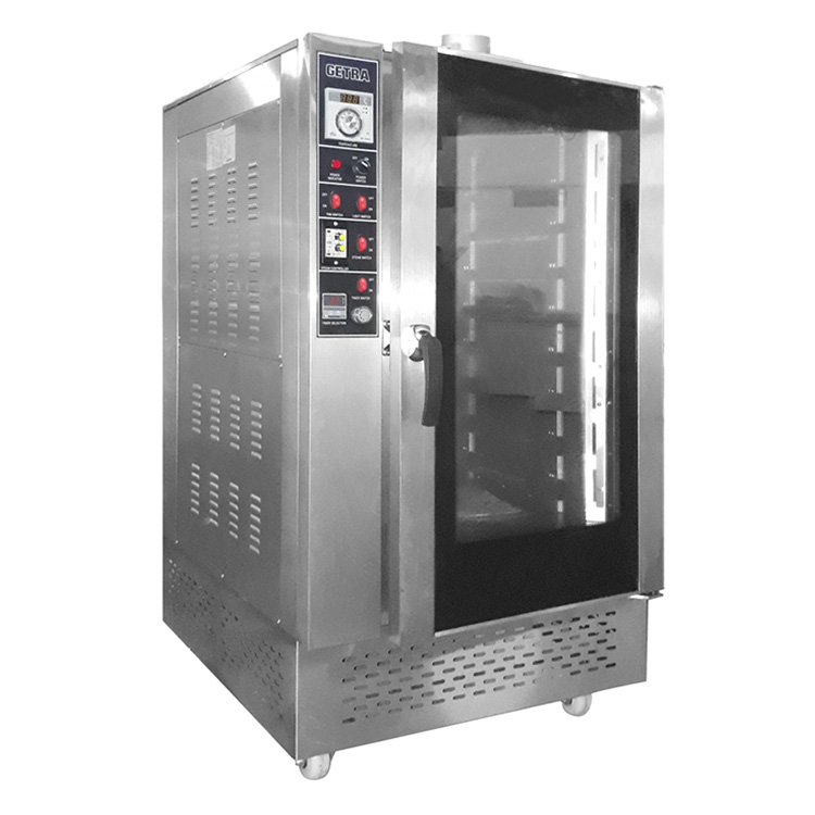 Mesin Convection Oven Gas LJC 8Q