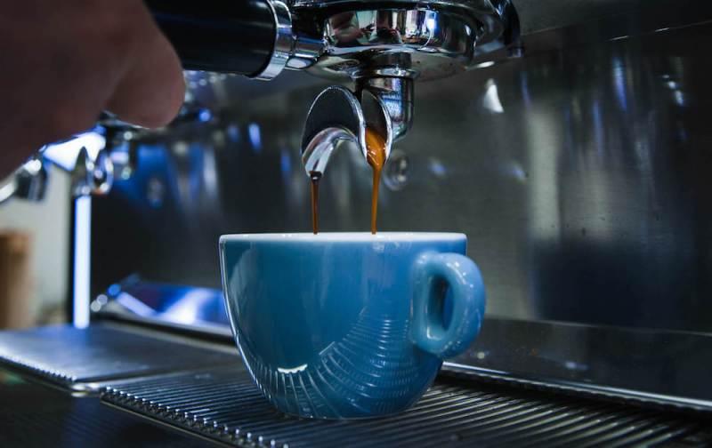 Espresso Process