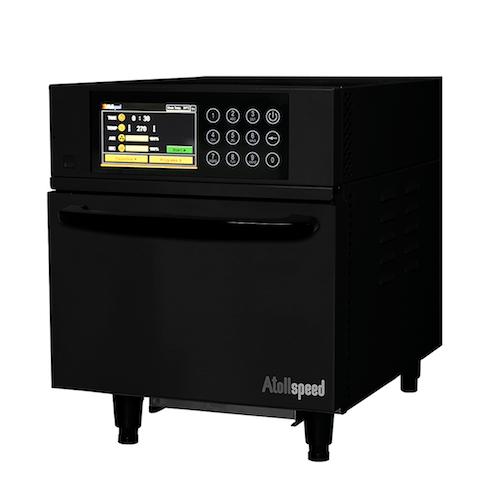 Atollspeed Kolb Oven Black