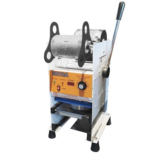 Cup Sealer Manual Getra ETD-8S