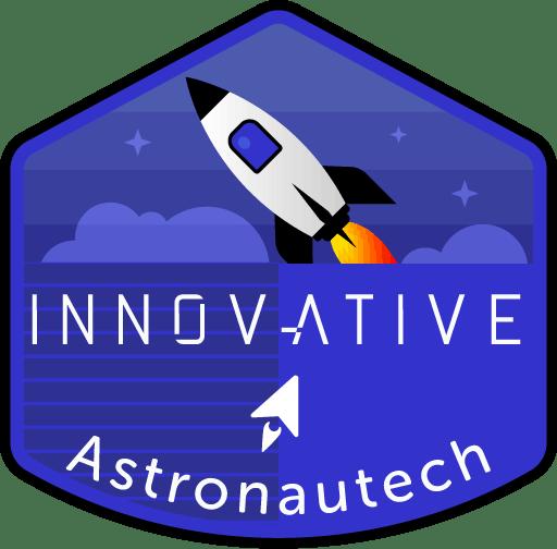 Astronautech Innovative award@512x