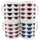 British Butterflies 4 set