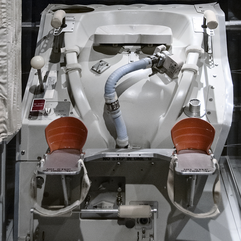 (Potty) Training Your Astronaut - Astronaut Rhea Seddon