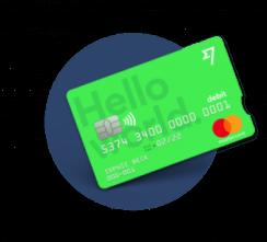 TransferWisecard-card