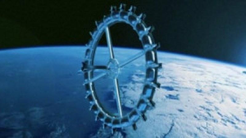 Estação Voyager – 1º hotel espacial