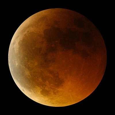 011: Eclisse totale di Luna, per nottambuli…