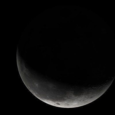 019: La Luna sfiora tre pianeti