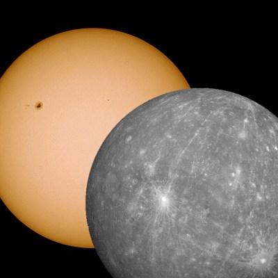 030: Mercurio transita sul Sole (09/05/2016)