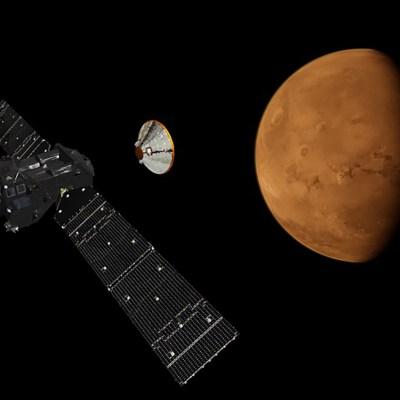 036: Giallo su Marte sull'atterraggio della sonda Schiaparelli