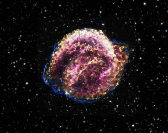 supernova de Kepler