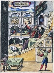 grand quadrant de Tycho Brahe