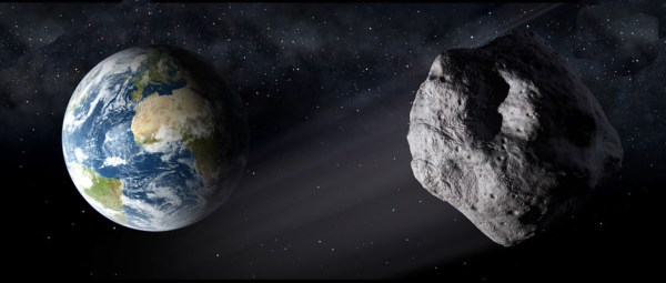 Asteroid to fly close by Earth safely on 26th January ...