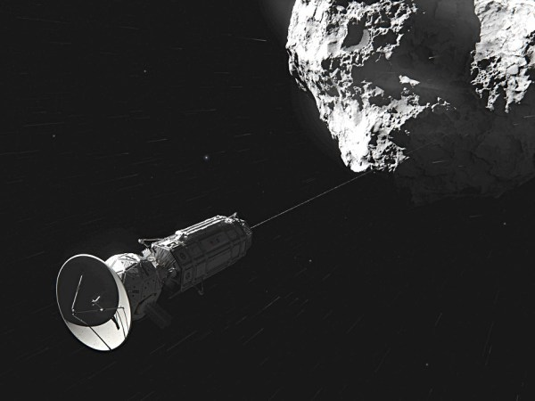 Comet Hitchhiker would take tour of small solar-system ...