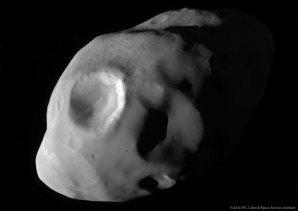Saturn's moon Pandora