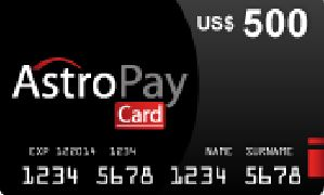 Astropay $500