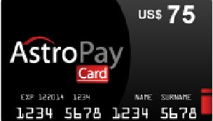 Astropay $75