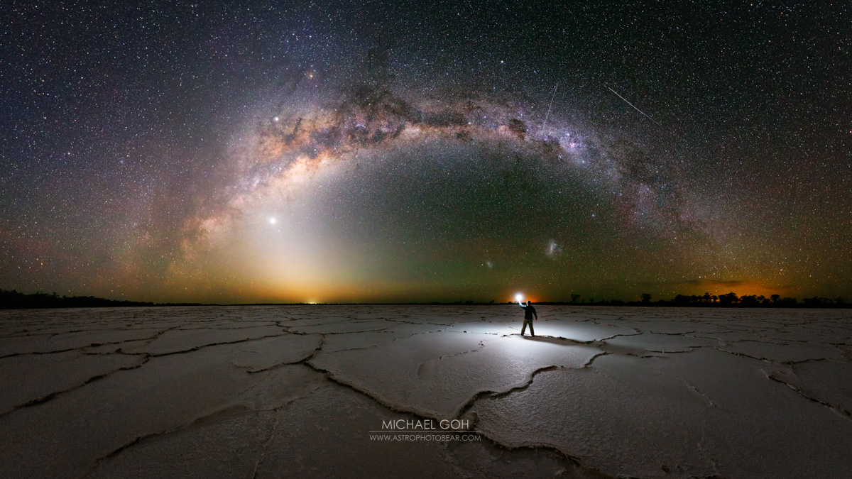 Salt Lake Milky Way