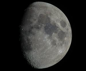 The Moon with Skywatcher 150/750