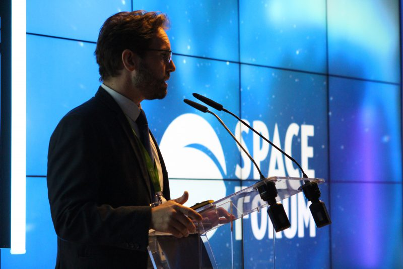 Space Forum 2018 Marc Serres