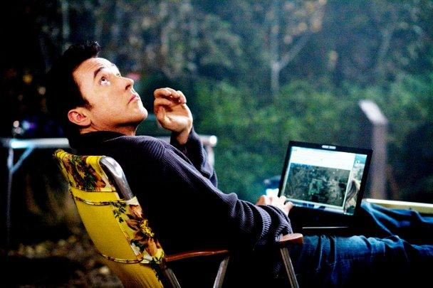 Trampollywood em ação: John Cusack, protagonista de «2012»