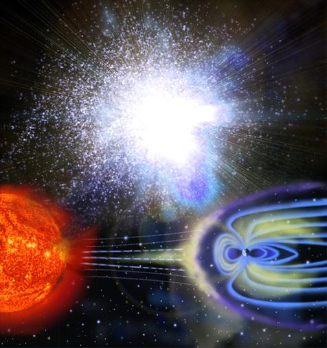 Não haverá inversão geomagnética na Terra em 2012 !