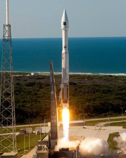 Atlas-V GPS
