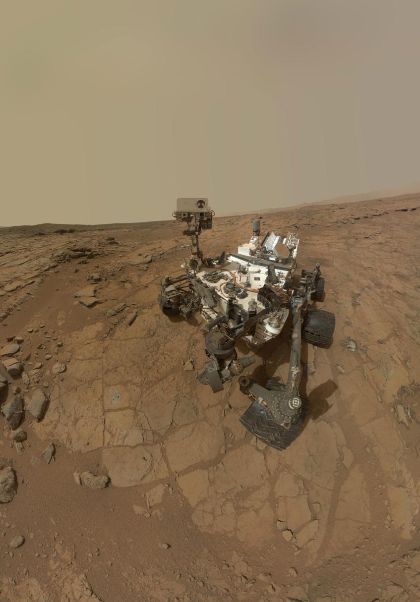 Crédito: NASA/JPL-Caltech/MSSS
