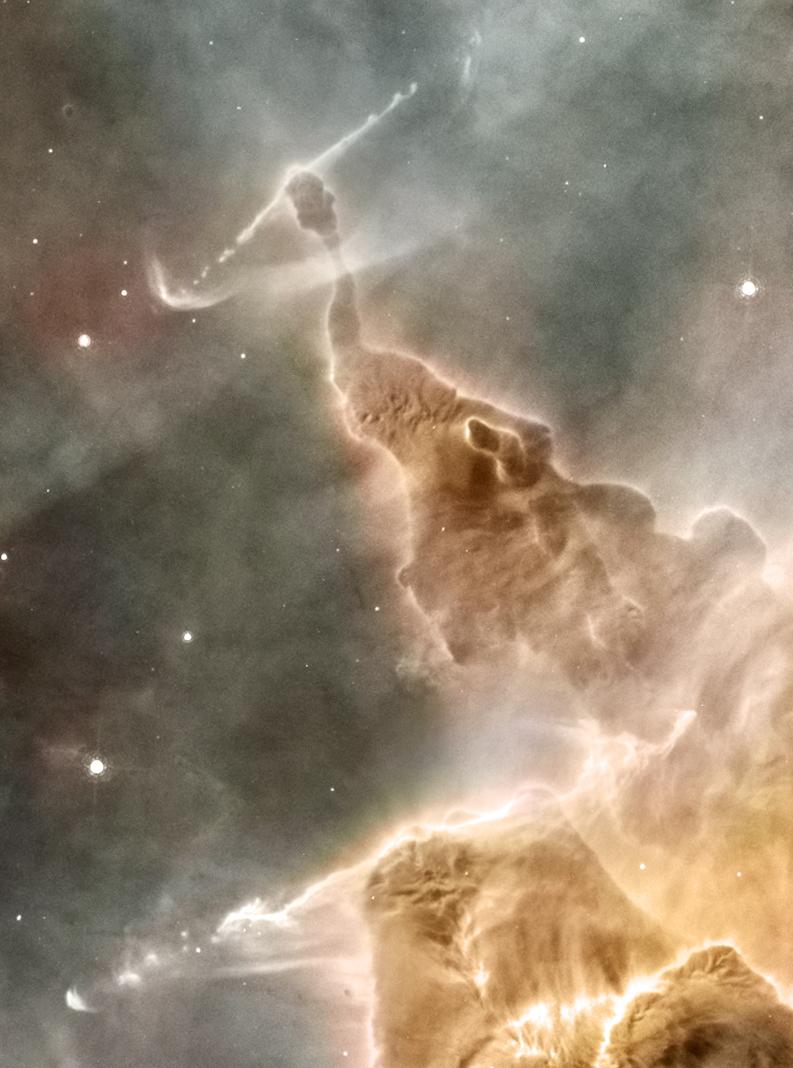 Crédito:  NASA, ESA, N. Smith (U. California, Berkeley) et al., The Hubble Heritage Team (STScI/AURA)