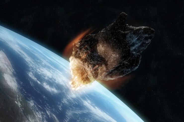 JHU asteroid