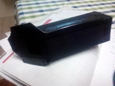 Mini-Espectrómetro. Crédito: José Gonçalves