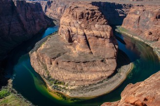 horseshoe-bend-1269570_1280