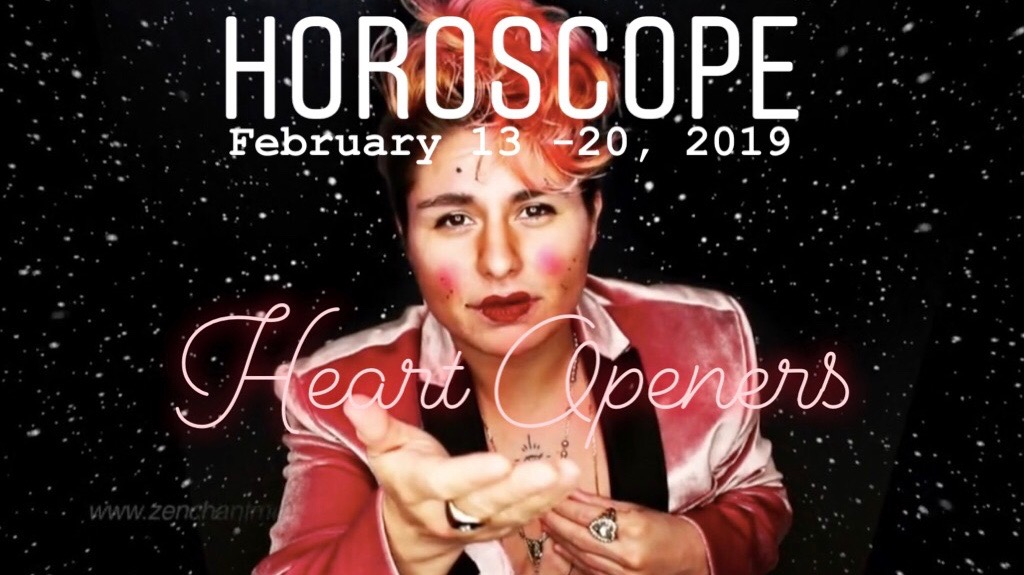 13 magazine february horoscope