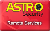 Astro Security Remote Services