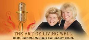 art of living well radio show header