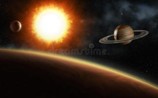 saturn and sun destiny