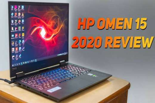 HP Omen 15 2020 Review - New & Improved - Specifications