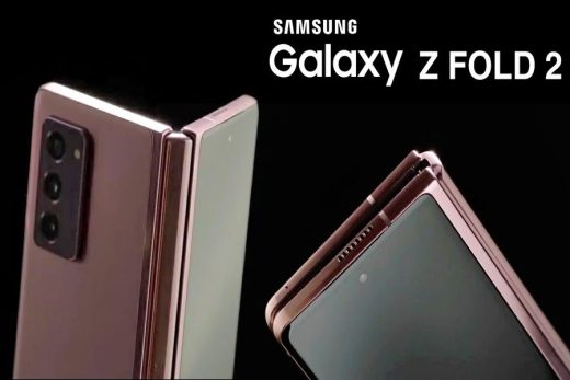 Samsung Galaxy Z Fold 2 Review - Features, specs and price