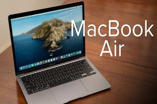 MacBook Air 2020 Review - More Better Than Ever - Specs