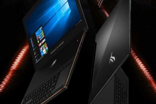 Asus ROG Zephyrus GX501 Review - Features/ Specs/ Price