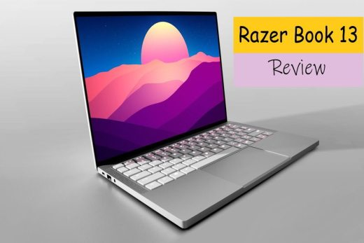 Razer Book 13 Review - Performance, Price and Specification