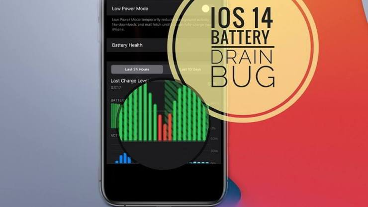 iOS 14.2 Causes Massive Battery Drain, iPhone Users Complain