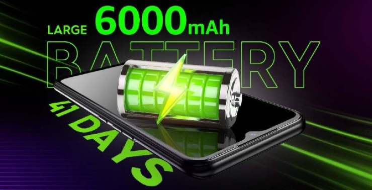 Tecno Spark 7 To Arrive On 9th April With 6,000 mAh Battery