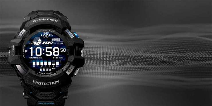 Casio Launches Its First WearOS G-Shock Smartwatch Lineup