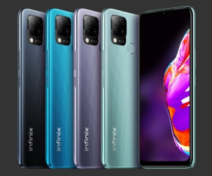 Infinix Hot 10T release date, specifications, features and price